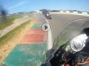 Mettet Yamaha R6 - das erste Mal