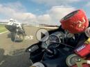Mettet (Belgien) onboard Yamaha R6 mit Gyro