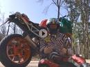 Metzeler Roadtec 01 - Reifentest von KurvenradiusTV
