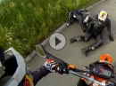 [MIB] - Way down / Crash - Supermoto Braap all day