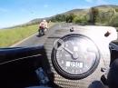 Roadracing Tier: Michael Dunlop Classic TT 2016: Suzuki XR69, Rundenzeit 202 km/h