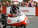 Micheal Dunlop, Gilera GP 500, Bob McIntyre Tribute - Sound abartig