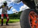 Michelin Power RS Reifentest - von KurvenradiusTV Fazit nach 675km