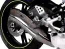 Micron Auspuffanlage für Yamaha YZF-R125