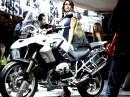 Milan Show: BMW Motorrad Modelle für 2010