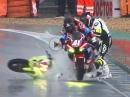 Millimeterarbeit - Crash Le Mans 24 Stunden 2020