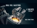 Milwaukee-Eight: Neuer Big Twin Motor von Harley-Davidson