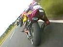 Mimmi zählt nicht: Ulster Grand Prix Grand Prix Supersport Rennen - Gaskrank bis zum abwicken - Hut ab