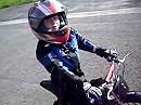 Mini-Bikerin - 8 Jahre