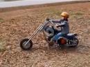 Mini Rocker - wo ist der Motor vom Rasenmäher ;-)