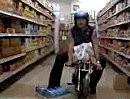 Minibike Racing zwischen Salat und Butter - durchgeknallte Amis