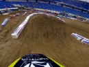 Minneapolis Ryan Villopoto Training 2013 Monster Energy Supercross one Lap