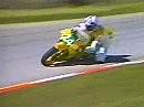Misano 1987 250ccm Motorrad-WM (deutsch) - Zusammenfassung des Hitzerennens