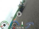 Misano onboard Lap, Suzuki, mit Rehm Racedays 03/16