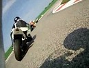 Onboard Misano Yamaha R6 - Jagen - Brems Attacken