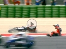 Misano SBK-WM 2016 Race 1 Highlights