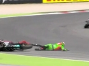 Misano Supersport-WM 2014 Highlights des Rennens