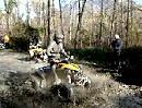 Mit ATV und Quad im Dreck spielen