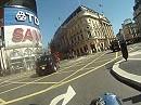 Mit dem Motorrad durch London