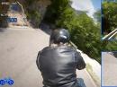 Mit der Duc am Valvestino (SP9) (Italien)