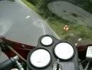 Mit der Ducati durch die Fränkische