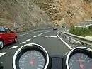 Mit meiner GSX 1400 in Spanien zwischen Calahonda/Castell de Ferro