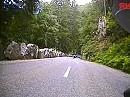 Mittleres Albtal im Schwarzwald mit Yamaha FZS 1000 Fazer