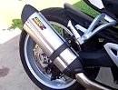 Triumph Tiger 1050 MIVV Auspuffanlage