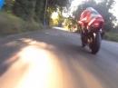 Mörder! Am Anschlag: Yamaha OW01, Dan Kneen, Classic TT 2015 Isle of Man