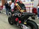Mörder Sound: Honda RCV , Michael Rutter in Brands Hatch - Boxen aufdrehen