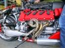Mörder Sound, Wuchtbrumme: Lazareth LM847 470PS, V8 Maserati Motor