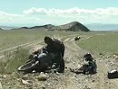 Mongolei, Tsaganuur, Olgii, Acit Nuur - Motorrad Weltreise mit Timetoride