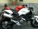 Ducati Monster 696 - Präsentation bei Setup GmbH