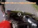 Monster Crash: G'schlafa, zu schnell, g'schmiss'n ... Fahrer OK