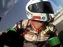 Monster YART Bahrain Rundenrekord Steve Martin onboard Bäng Bäng
