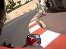 Monte Carlo mit dem Motorrad