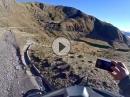 Monte Paularo - Endurowandern im Friaul mit CCM GP 450 Adventure