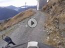 Monte Zoufplan Endurowandern im Friaul mit CCM GP 450 Adventure