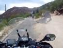 Montenegro: von Cetinje nach Varparzar mit XT1200