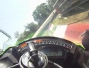 Monza onboard 04-08-13 mit Kawasaki ZX-10R