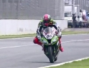Monza (Italien) SBK-WM 2013 Superpole Highlights: Tom Sykes mit Rekordrunde