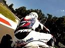 Monza onboard James Toseland / BMW Superbike Motorradtest