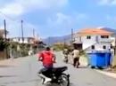 Moped Drift. Gebt dem Jungen mal ein Motorrad mit Leistung