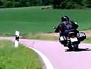 Motorrad-Tour: Tintesmühle kleine Straße von der Eifel in die Ardennen