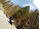 Zünftige Motorradtour mit dem Stammtisch ins im bayerische Voralpenland (Kesselberg)