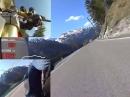 Motorradtour Plansee über Oberau, Ettal, Graswang, Linderhof