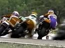 WSBK 1990 Mosport Ontario (Kanada) - Rennen 2 - Zusammenfassung
