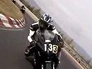 Most Autodrom 2009 RSV Mille nach hinten gefilmt