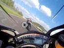 Most - Kawasaki ZX 10R 2016 - die ersten Meter der neuen Saison