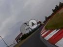 Most onboard Lap , nach hinten gefilmt, Daniela Weingartner, Yamaha R6 | | Rollei Actioncam